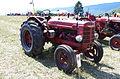 3ème Salon des tracteurs anciens - Moulin de Chiblins - 18082013 - Tracteur International W4 - 1953 - droite.jpg
