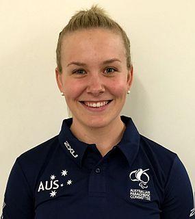 Madison Janssen Australian cyclist