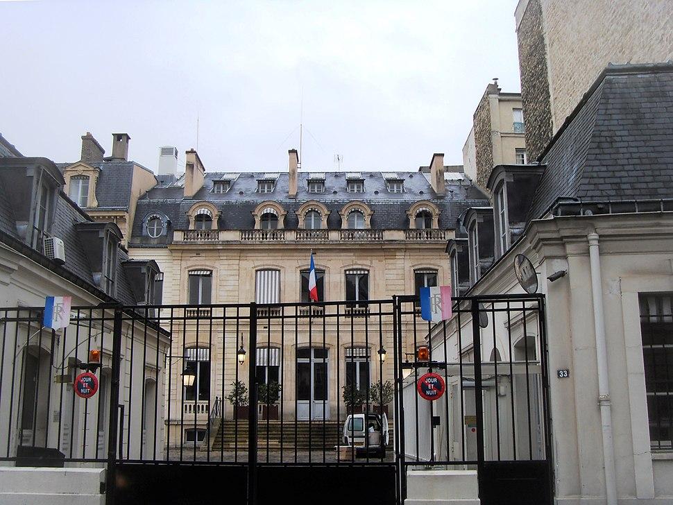 33 rue Barbet de Jouy