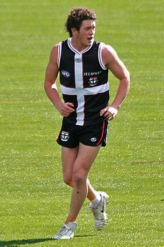 Jack Steven - Image: 34. Steven Jack, St Kilda FC 01