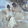 345Horace and Lydia by Albert Edelfelt (1854-1905).jpg