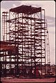 350 megawatt power plant under construction at Colstrip, 06-1973. (7065787333).jpg