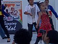 3 year old soloist with back up dancers at PNT Idol Richmond Night Market.jpg