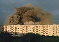 4.6.2006r. Fire supermarket ALBERT in Poznan Winiary.jpg