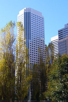 Het 50 Fremont Center in 2008
