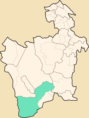San Pablo de Lípez Municipality