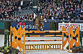 54eme CHI de Genève - 20141212 - Steve Guerdat et Albführen's Paille 3.jpg