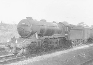 61841 approaching Hucknall Central 1958.jpg