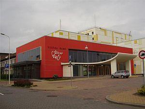 """Ventspils - Theatre House """"Jūras Vārti"""""""