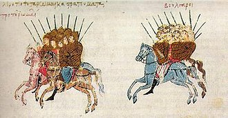 Battle of Versinikia - The Bulgarians annihilate the Byzantine army at Versinikia.