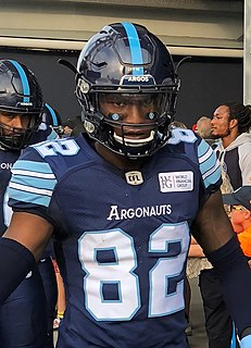 Malcolm Williams (Canadian football) Professional Canadian football wide receiver
