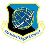 92 Maintenance Gp emblem.png