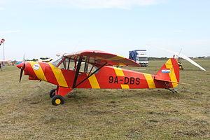 Piper PA-18 Super Cub - PA-18-150