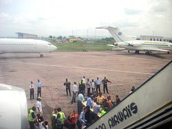 Aéroport International de N'djili Kinshasa(J).JPG