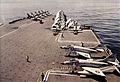 A4D-2Ns of VA-113 on USS Kitty Hawk (CVA-63) in 1961.jpg