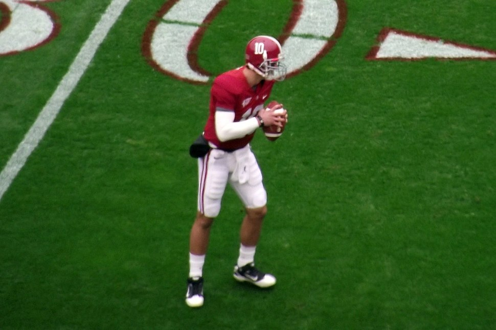 AJ McCarron 2010-11-26