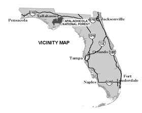 Apalachicola National Forest Travel Guide At Wikivoyage