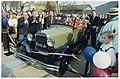 ANWB directeur Nouwen bij de opening van het Ford museum in Hillegom. NL-HlmNHA 54030282.JPG