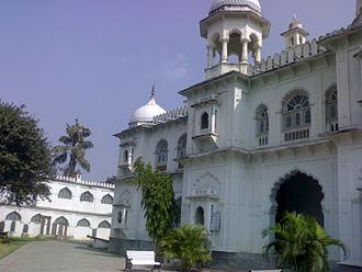 Telangana State Archaeology Museum - Image: AP State Archaeology Museum Hyderabad