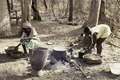 ASC Leiden - Coutinho Collection - B 38 - Life in the Liberated Areas, Guinea-Bissau - Woman cooking - 1974.tif