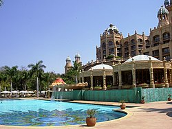A - sun city - the lost palace pool.JPG