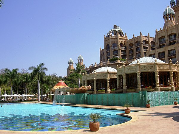 The Palace Hotel Africa