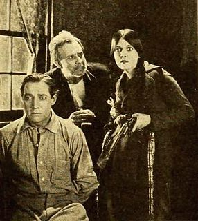 <i>A Daughter of the Wolf</i> 1919 film by Irvin Willat
