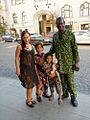 A Nigerian family in Ankara clothing.jpg