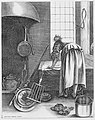 A Woman Cleaning, Plate 5 from Five Feminine Occupations MET MM43416.jpg