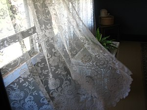 A breeze in the curtains at Muleshoe Heritage ...
