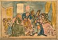 A fashionable dentist's practice; teeth are being extracted Wellcome V0012056.jpg