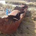 A rusty oil tank removed from the refuge (16037030172).jpg