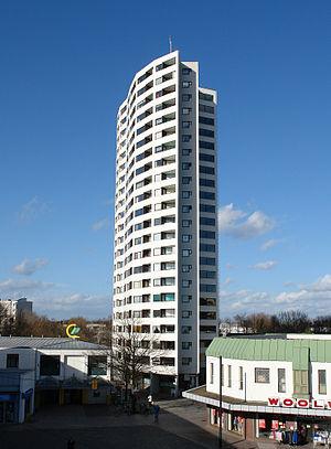 Aalto-Hochhaus - Image: Aalto Vahr 02