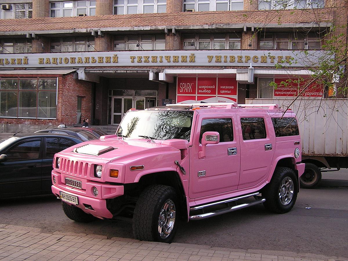 Venta De Carros En El Salvador >> Hummer - Wikipedia, la enciclopedia libre