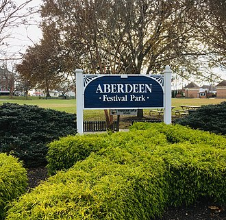 Aberdeen, Maryland - Image: Aberdeen Festival Park