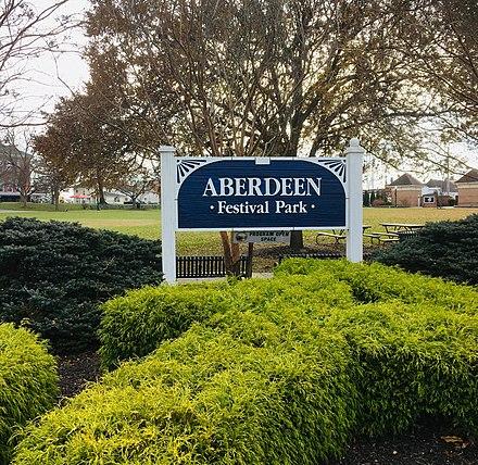 Aberdeen maryland december gay event