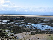 View of Aberlady bay from Kilspindie