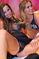 Abigail Mac & Mia Malkova at the 2014 AVN Adult Entertainment Expo AEE.jpg