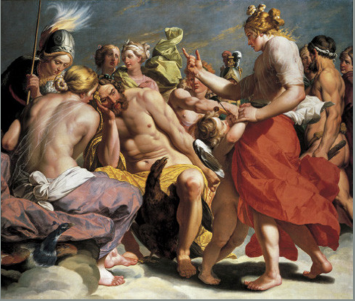 File:Abraham Janssens - Mount Olympus.tiff