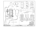 Abraham Yates House, 109 Union Street, Schenectady, Schenectady County, NY HABS NY,47-SCHE,6- (sheet 6 of 8).png