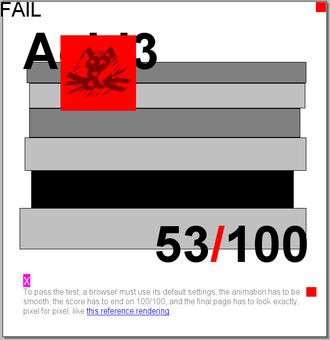 Firefox 2 - Image: Acid 3 ff 20013 score 53