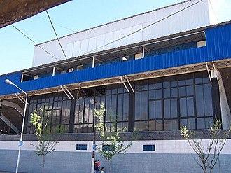 Estadio Almagro - Image: Acrilicosb