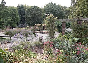 Alfred Salter - Ada Salter Rose Garden