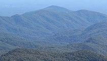 Adams Mountain, NC viewed from Beacon Heights, Oct 2016.jpg