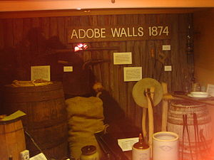 Adobe Walls exhibit at Boomtown Revisited Picture 2115.jpg