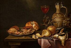 Alexander Adriaenssen - Still life, 1641