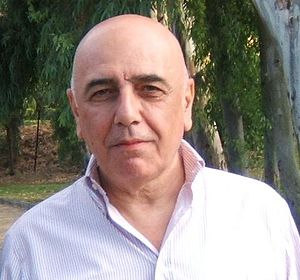 Adriano Galliani at Tanka Village Resort in Vi...
