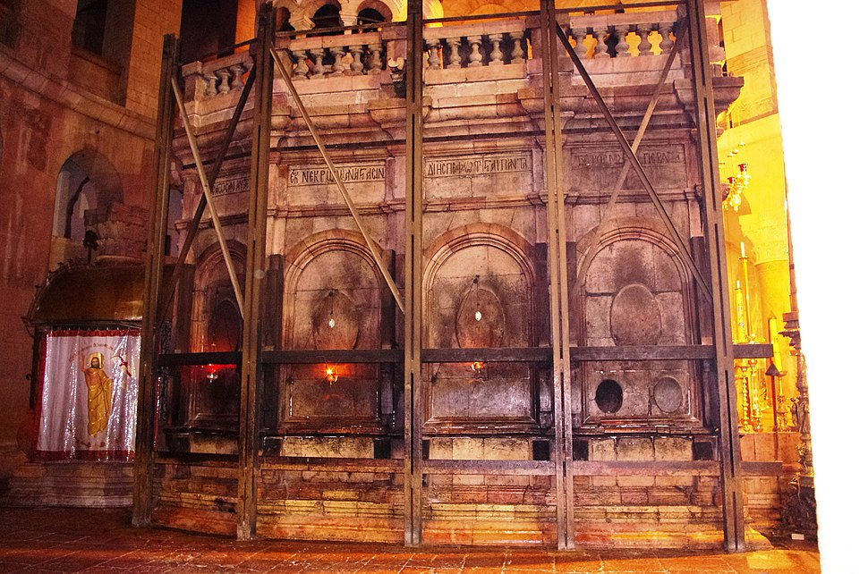 Aedicula of the Tomb of Jesus