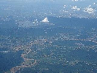 Lạc Thủy District District in Northwest, Vietnam