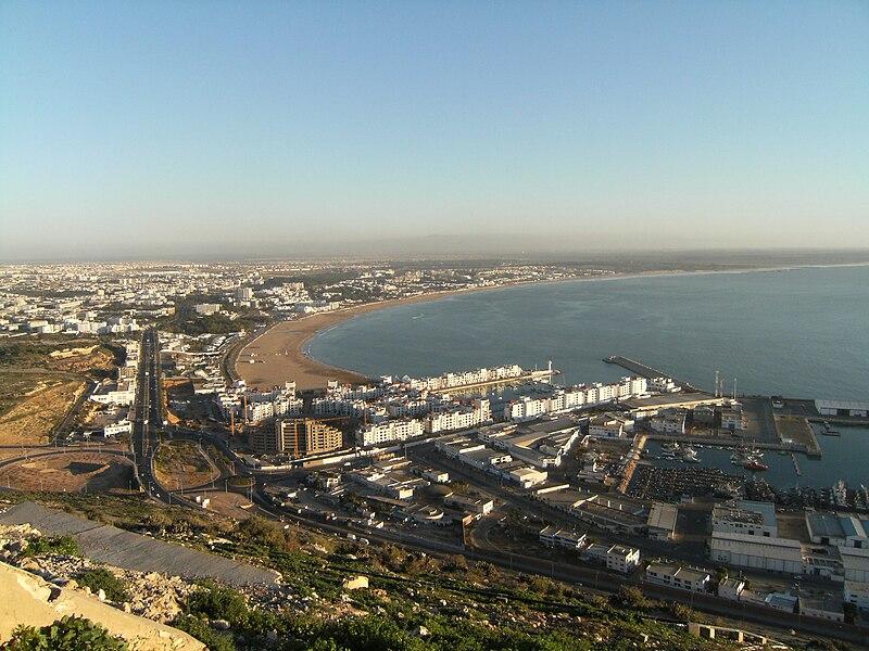 Fichier:Agadir décembre 2008.jpg